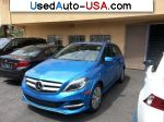 Mercedes B Class Electric Drive  used cars market