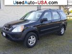 Honda CR V CR-V AWD  used cars market