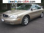 Mercury Sable Premium LS  used cars market