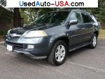 Acura MDX Touring Edition  used cars market