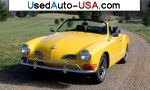 Karmann Ghia  used cars market