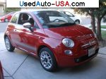 Fiat 500 Pop  used cars market
