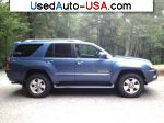 Car Market in USA - For Sale 2004  Toyota 4Runner Limited