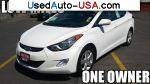 Hyundai Elantra GLS / ONE OWNER  used cars market