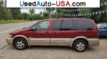 Car Market in USA - For Sale 2003  Pontiac Montana