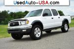 Toyota Tacoma Pre Runner Crew Cab Pickup 4-Door  used cars market