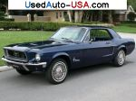 Ford Mustang 289  used cars market