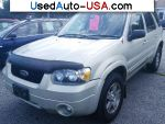 Ford Escape Limited  used cars market