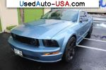 Car Market in USA - For Sale 2006  Ford Mustang Gt deluxe