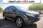 Car Market in USA - For Sale 2011  Lexus RX 350 Navigation
