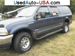 Car Market in USA - For Sale 2003  Ford Excursion