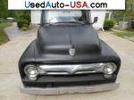 Car Market in USA - For Sale 1956    F-100 283 Chevy