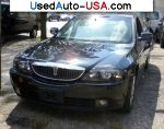 Lincoln LS V8  used cars market