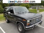 Ford Bronco XLT  used cars market