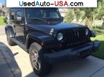 Jeep Wrangler Unlimited Sahara Unlimited  used cars market