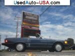 Car Market in USA - For Sale 1986  Mercedes Sl SL Class 560