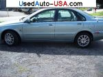 Volvo S40 base turbo sedan  used cars market