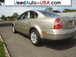 Car Market in USA - For Sale 2004  Volkswagen Passat GLS 1.8T 4Motion