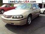 Chevrolet Impala  used cars market