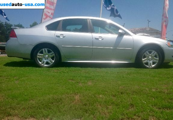 Car Market in USA - For Sale 2013  Chevrolet Impala LT