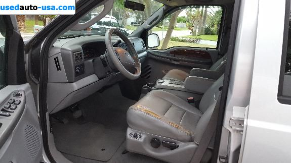 Car Market in USA - For Sale 2004  Ford F 250 F-250 Lariat