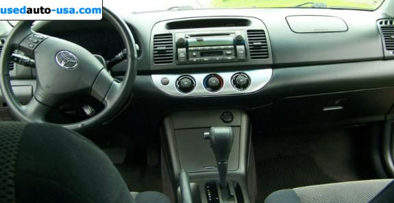 Car Market in USA - For Sale 2005  Toyota Camry