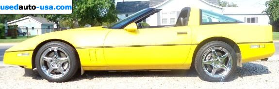 Car Market in USA - For Sale 1990  Chevrolet Corvette