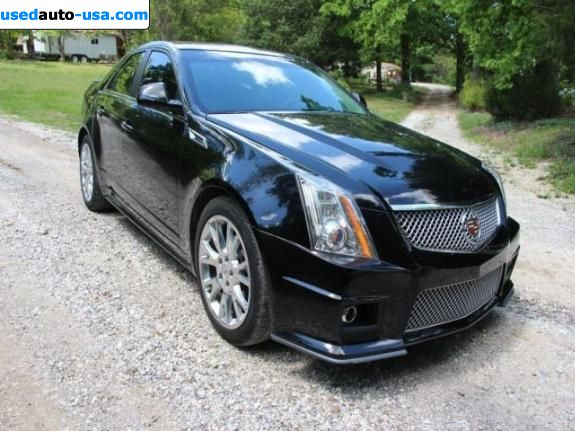 Car Market in USA - For Sale 2013  Cadillac CTS 3.6 v-6 / 319 H