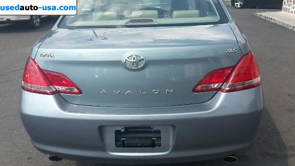 Car Market in USA - For Sale 2007  Toyota Avalon