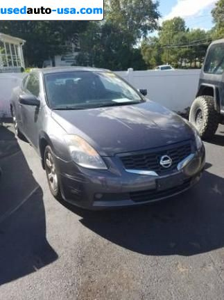 Car Market in USA - For Sale 2009  Nissan Altima