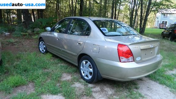 Car Market in USA - For Sale 2006  Hyundai Elantra GLS