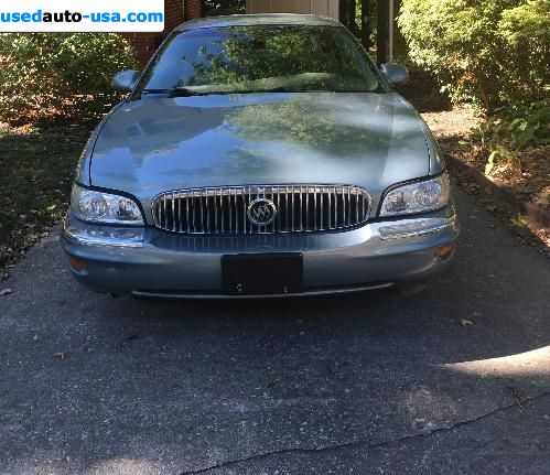 Car Market in USA - For Sale 2003  Buick Park Avenue