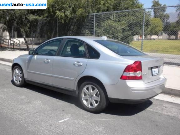 Car Market in USA - For Sale 2006  Volvo S40 2.4