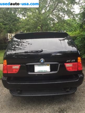 Car Market in USA - For Sale 2002  BMW X5