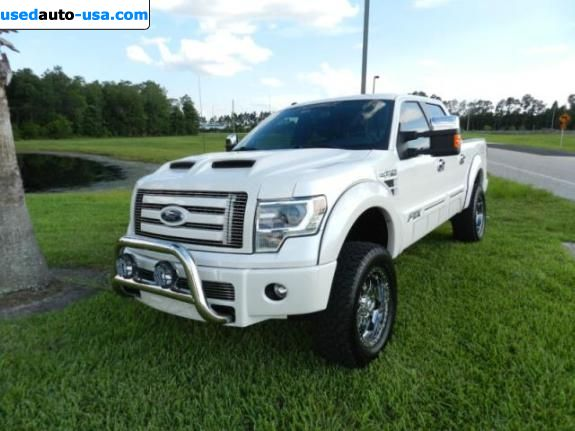 Car Market in USA - For Sale 2014  Ford F 150 F-150 6.2L 6210CC 379