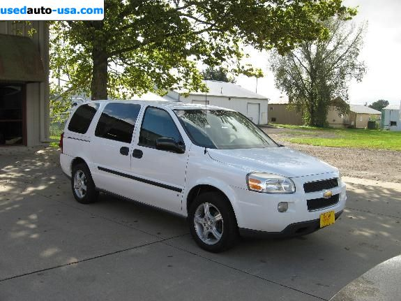 Car Market in USA - For Sale 2008  Chevrolet Uplander LS