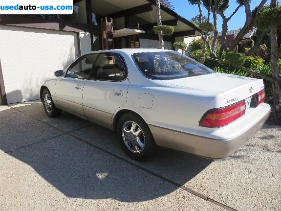 Car Market in USA - For Sale 1996  Lexus ES 300