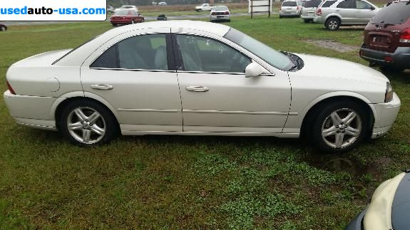 Car Market in USA - For Sale 2005  Lincoln LS
