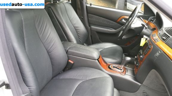 Car Market in USA - For Sale 2001  Mercedes S 2001 Mercedes-Benz S-Class S430