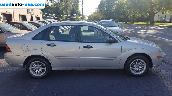 Car Market in USA - For Sale 2007  Ford Focus 2.0 Trend Automatic