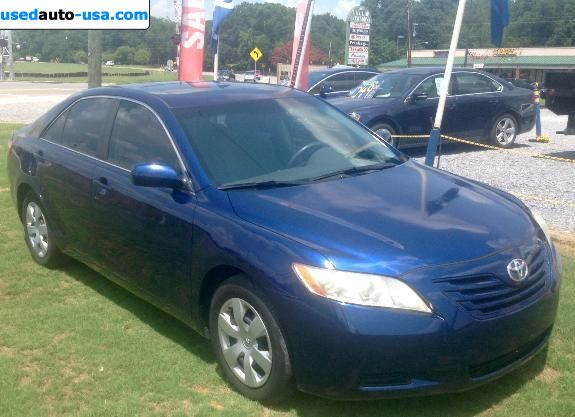 Car Market in USA - For Sale 2009  Toyota Camry LE