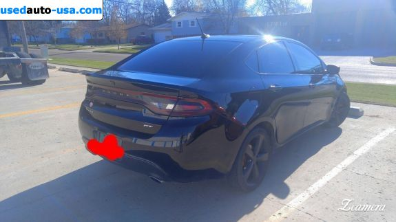 Car Market in USA - For Sale 2014  Dodge Dart GT