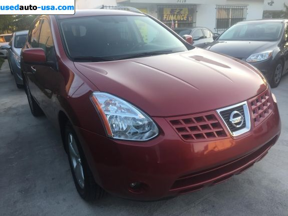 Car Market in USA - For Sale 2008  Nissan Rogue SL SULEV