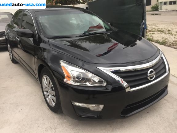 Car Market in USA - For Sale 2015  Nissan Altima 2.5 S
