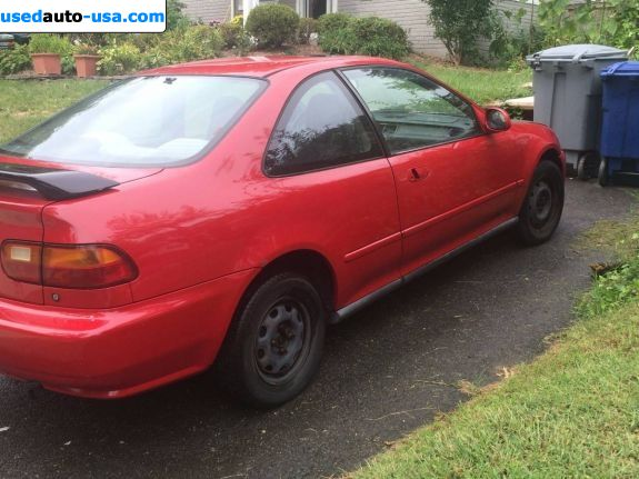 Car Market in USA - For Sale 1994  Honda Civic EX