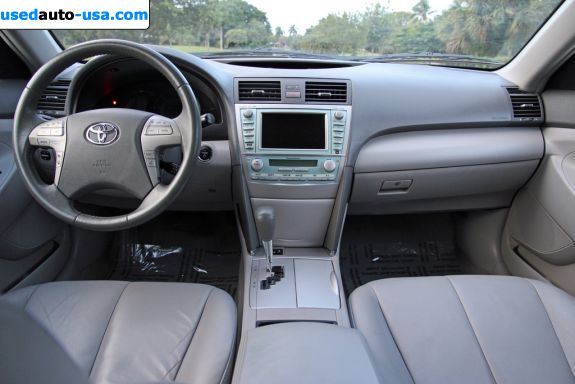 Car Market in USA - For Sale 2007  Toyota Camry 2.3 Hybrid