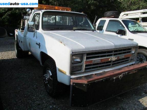 Car Market in USA - For Sale 1986    Wrecker