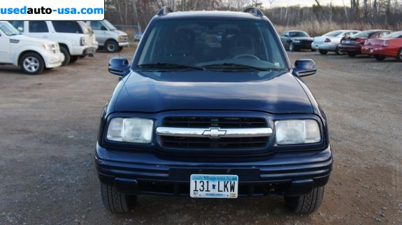 Car Market in USA - For Sale 2004  Chevrolet Tracker LT