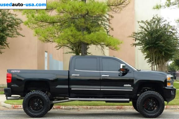 Car Market in USA - For Sale 2016    High Country