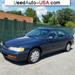 Honda Accord LX  used cars market